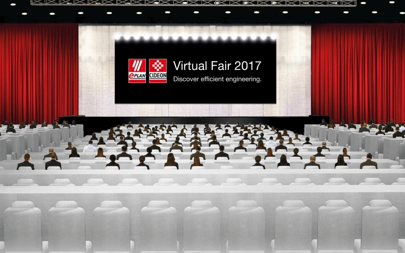 Il 21 marzo con EPLAN Virtual Fair, la fiera del software