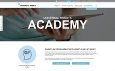 Home Universal Robots Academy