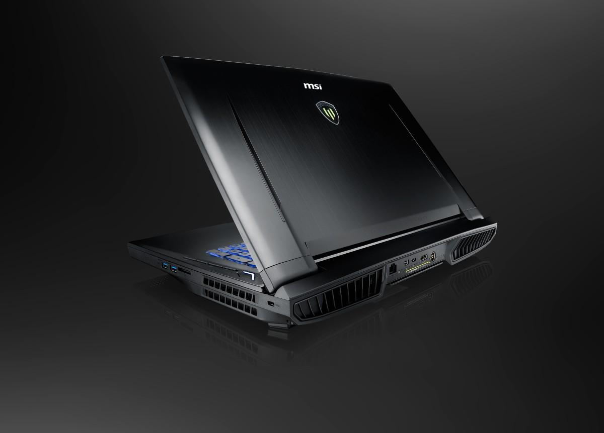 Workstation MSI WT73VR
