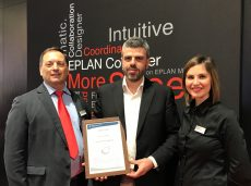 """Il primo """"Eplan Certified Engineer"""" in Italia"""