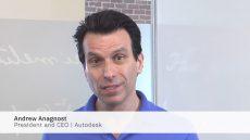 Anagnost nuovo presidente e CEO di Autodesk