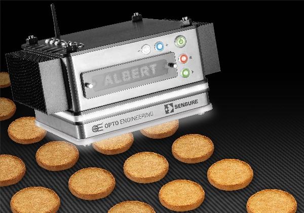 Il sistema di visione artificiale Albert