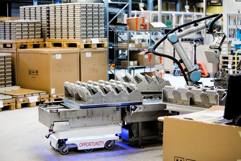 Mobile Industrial Robots, fatturato triplicato in un anno