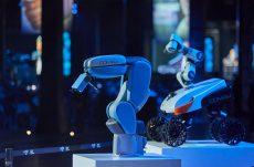 "I robot e le tecnologie Comau all'evento ""Piano Impresa 4.0"""