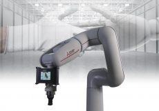 I nuovi robot collaborativi Mitsubishi Electric