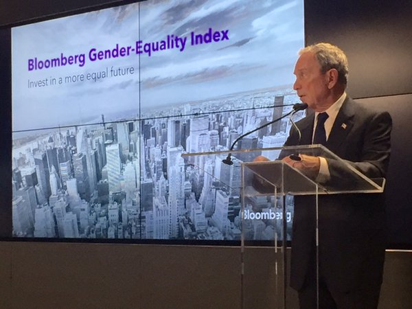 Schneider Electric nel Gender-Equality Index 2018 di Bloomberg
