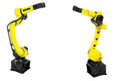 Movimentazione veloce e ottimizzata con robot Fanuc