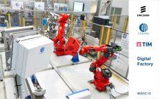 Ericsson, TIM e Comau abilitano la fabbrica del futuro