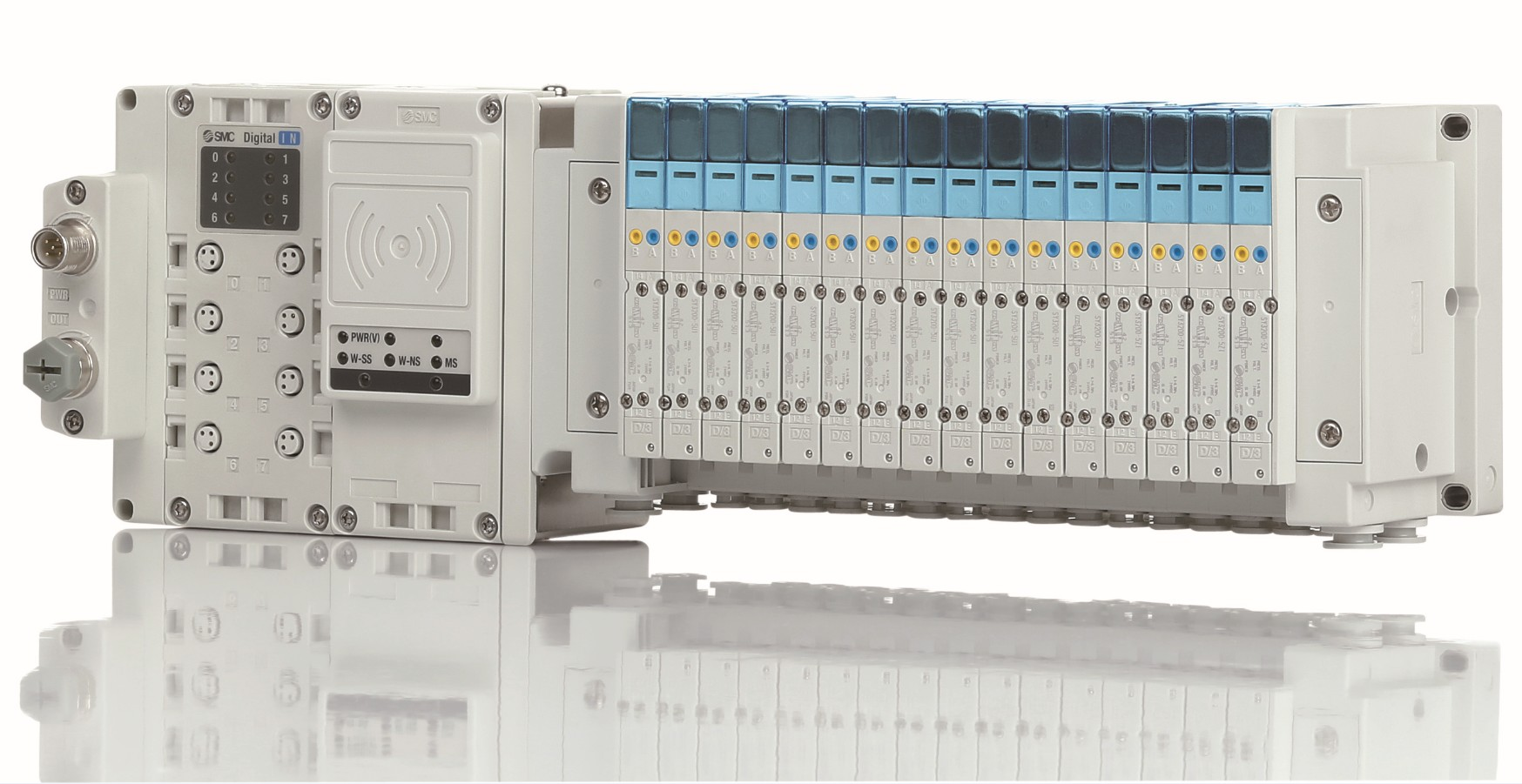 SMC Italia punta sulla comunicazione wireless industriale