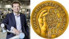 A Esben Østergaard, co-fondatore e CTO di Universal Robots, il premio Engelberger 2018