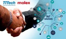 Molex e TTTech per soluzioni IIoT