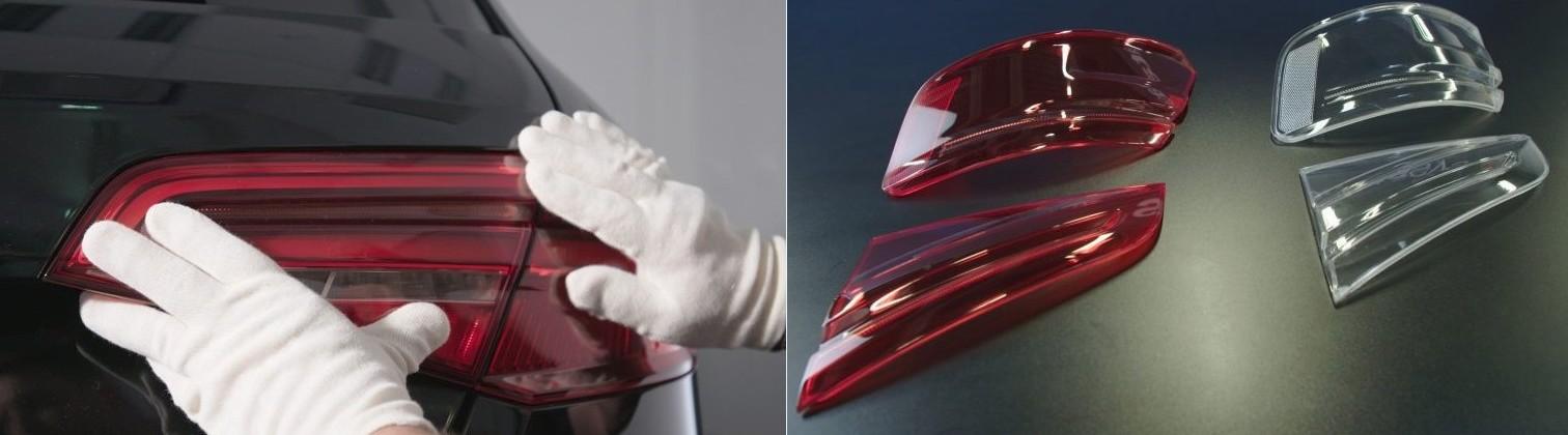 Audi con stampanti 3D multi-materiale a colori Stratasys