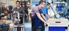 LA E-SERIES DI UNIVERSAL ROBOTS DEFINISCE IL NUOVO STANDARD NELLA ROBOTICA COLLABORATIVA