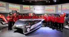 """SCM Group e CMS per l'auto solare """"Emilia 4"""""""