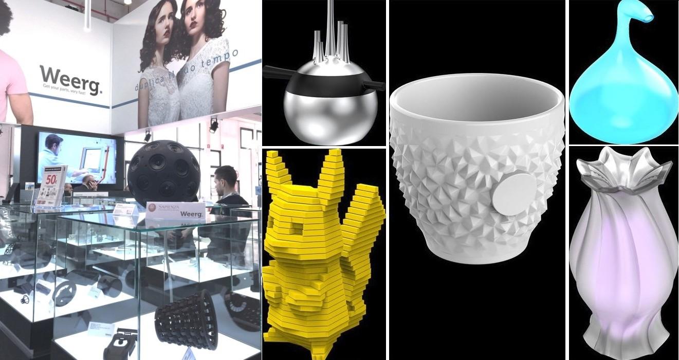 DESIGNER DEL FUTURO E LA STAMPA 3D