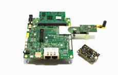 da RS Components un kit di sviluppo IoT con collegamento immediato a piattaforme di servizi cloud