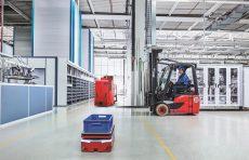 AGC, il collegamento tra la produzione e la logistica