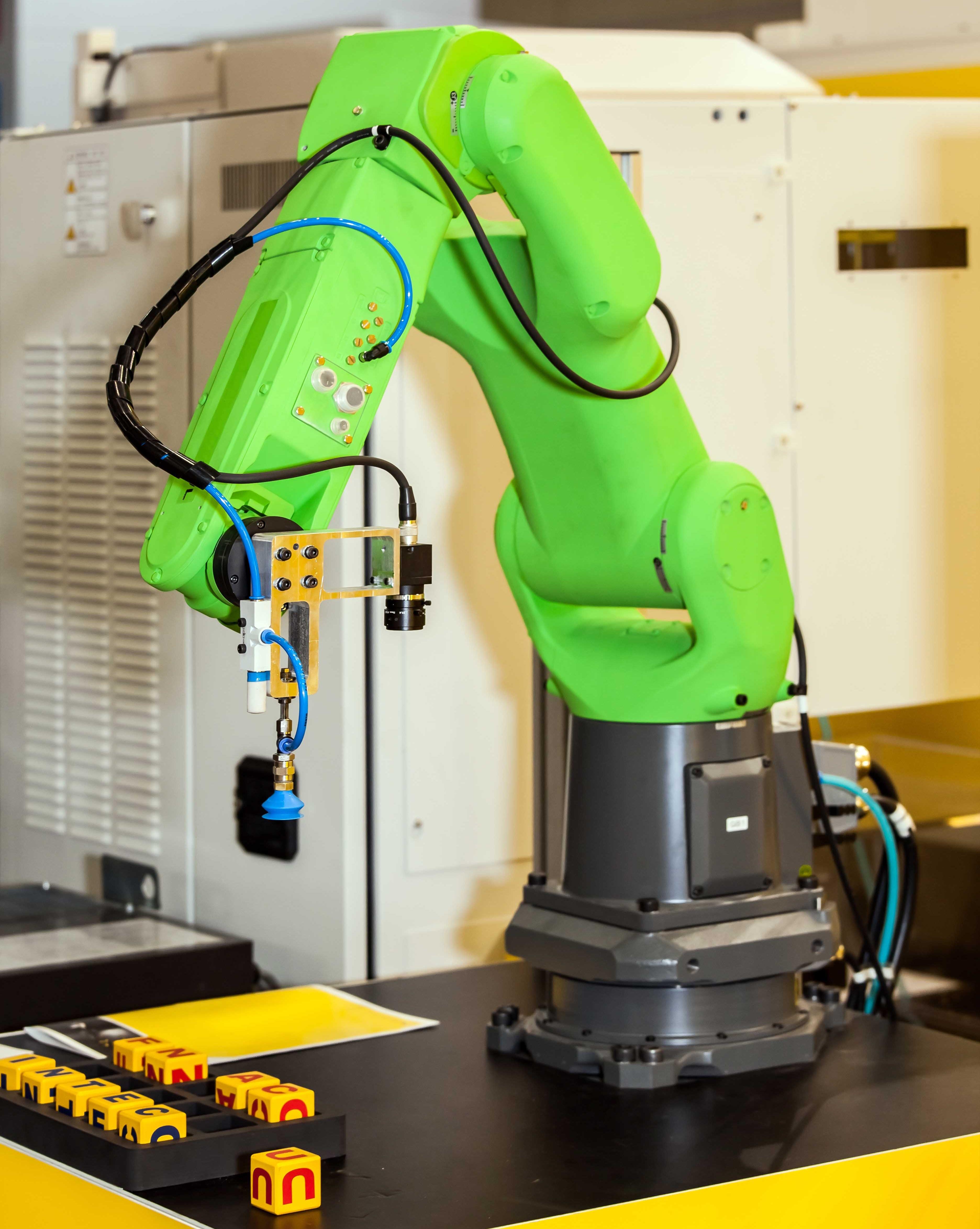 I cobot e il futuro della manutenzione