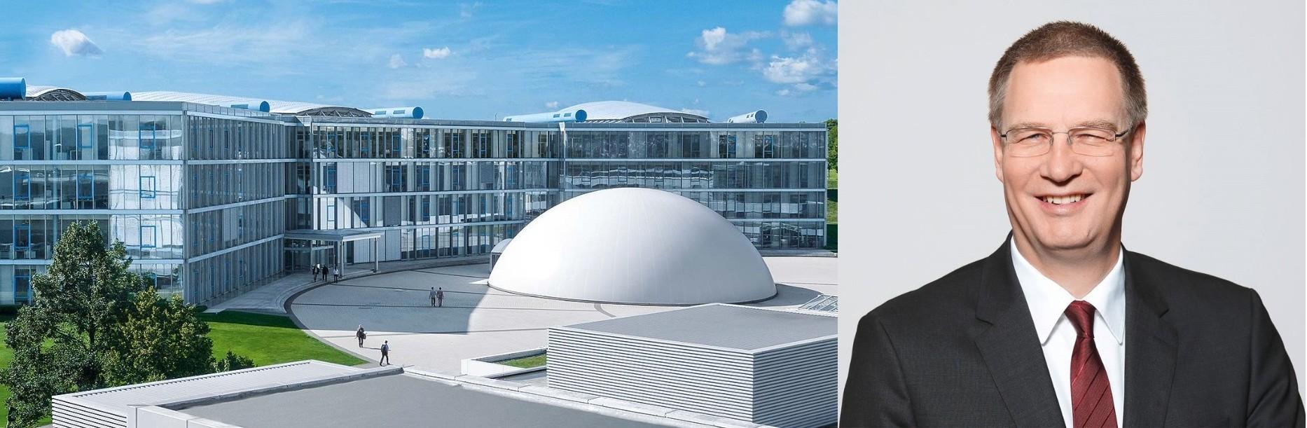 Festo AG, Oliver Jung nuovo presidente