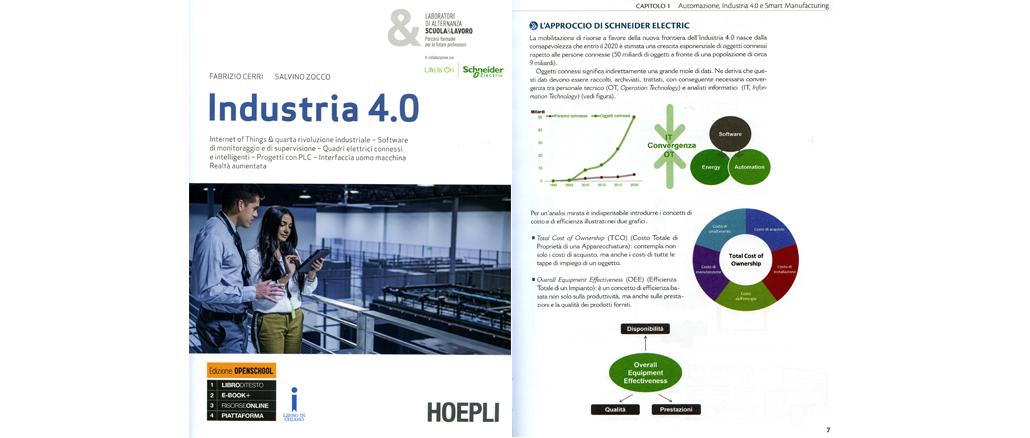 Schneider Electric e Hoepli, la trasformazione delle competenze