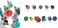 Schneider Electric amplia la gamma di pulsanti, selettori e lampade spia Harmony