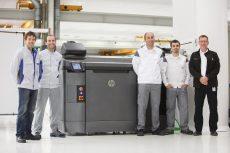 HP accelera la produzione di massa tramite la stampa 3D