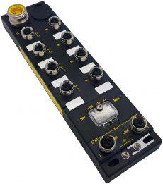 Molex presenta i Moduli I/O Ethernet industriali HarshIO per rulli motorizzati