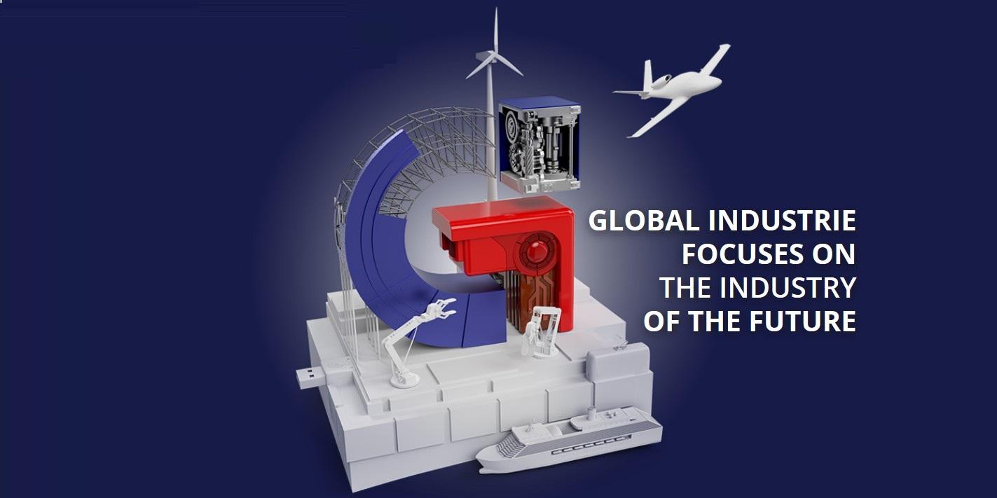 L'industria del futuro a Global Industrie