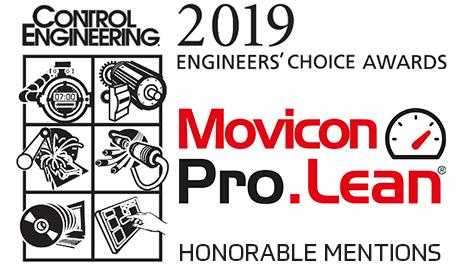 Riconoscimento speciale per Pro.Lean al 2019 Engineers' Choice Awards in USA