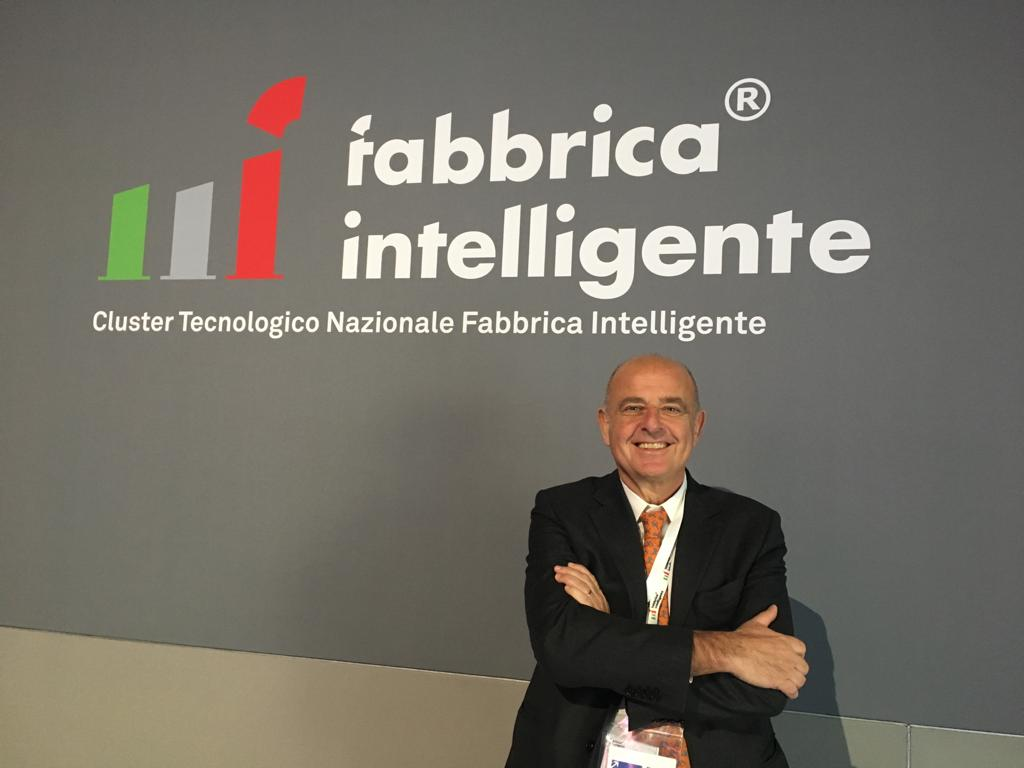 Luca Manuelli di Ansaldo Energia presidente del Cluster Fabbrica Intelligente