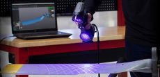 Lo scanner HandyScan 3D di Creaform soddisfa appieno i requisiti di Boeing