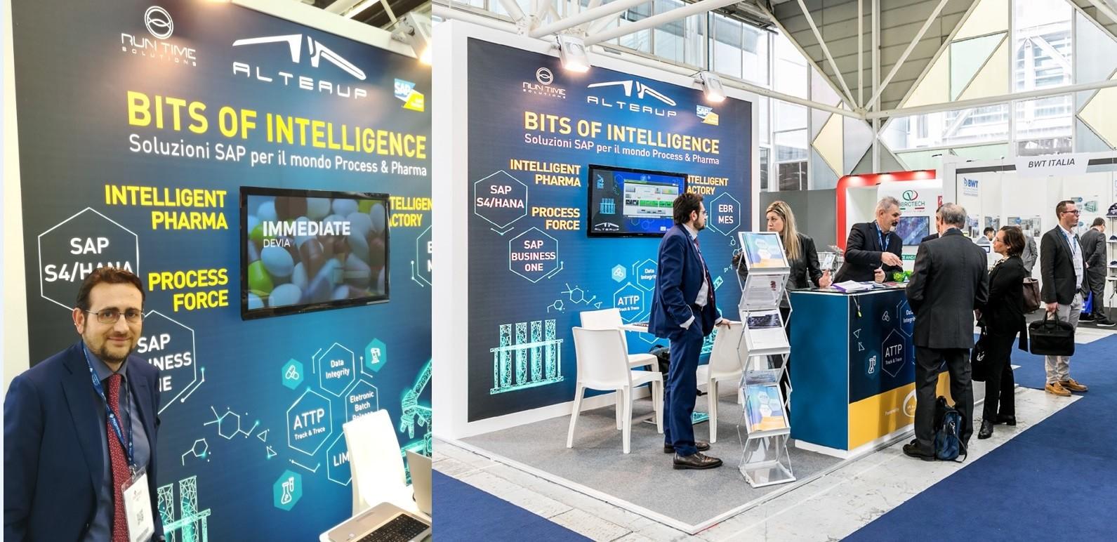 Altea Up, l'innovazione tecnologica e affidabilità nel farmaceutico