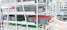 Auto-Kabel controlla la gestione dello stock con il sistema StockSAVER di Werma