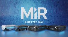 Ford Spagna ottimizza la logistica interna con robot mobili MiR