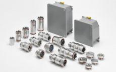 Cosmec by DKC, sistemi Atex di protezione cavi per ambienti a rischio di esplosione