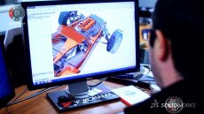 SolidWorks dà una nuova interpretazione delle auto d'epoca, con il software di progettazione Dassault Systèmes