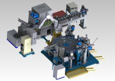 Bosch Rexroth per Omas: impianto robotizzato FAB-20 2x per una linea flessibile di produzione nell'Automotive