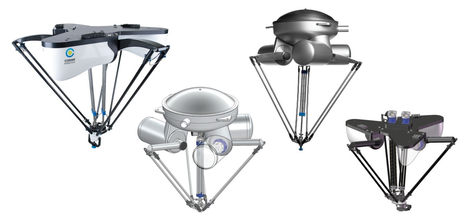 ABB consolida l'offerta di robot industriali ad alta velocità con l'acquisizione di Codian