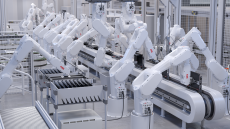 ABB amplia la gamma di piccoli robot con il modello IRB 1300 veloce e potente per spazi ristretti