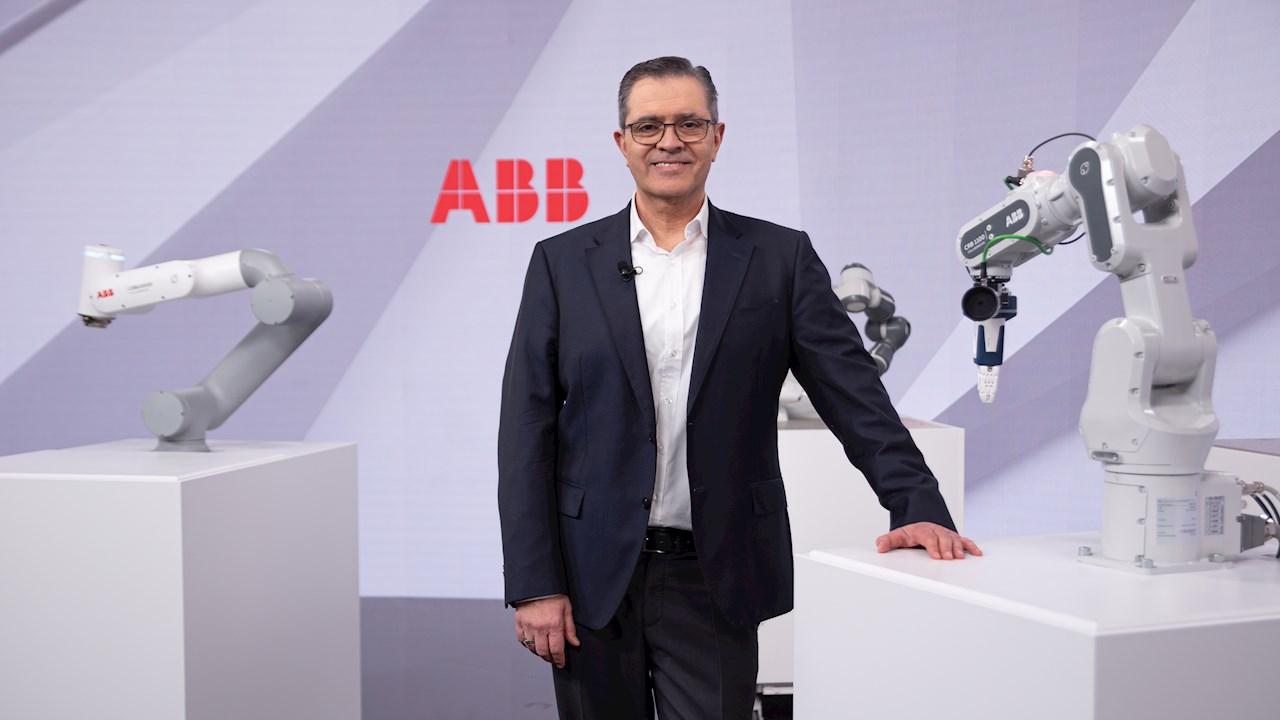 ABB, nuova generazione di cobot GoFa e Swifti