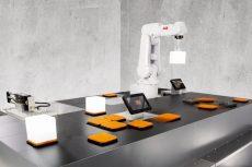 ACOPOS 6D di B&R è ideale per la produzione di piccoli lotti con frequenti cambi di design e dimensioni da un prodotto all'altro.