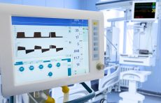Analog Device Mechanical Lung ventilation in intensive care unit