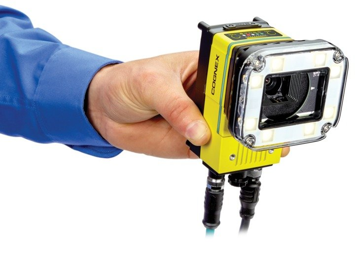 Cognex, la prima Smart Camera industriale al mondo con tecnologia Deep Learning