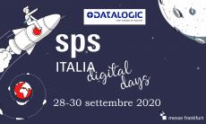 Datalogic partecipa agli SPS Italia Digital Days, dal 28 al 30 settembre 2020
