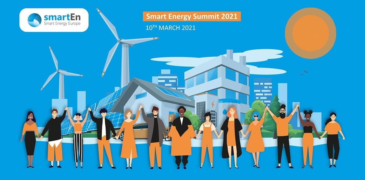Smart Energy Summit 2021, i consumatori protagonisti della transizione energetica