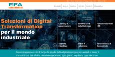 Nuovo sito EFA per la digital transformation