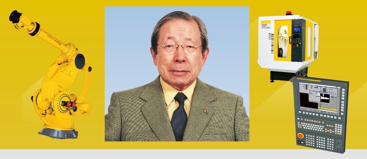Lutto nel mondo dell'industria: addio a Seiuemon Inaba, fondatore di Fanuc