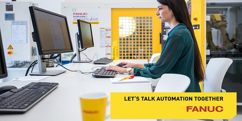"""Let's Talk Automation"", nuovi webinar Fanuc"