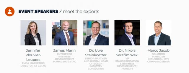 Getac, webinar sul futuro della produzione intelligente con IIoT