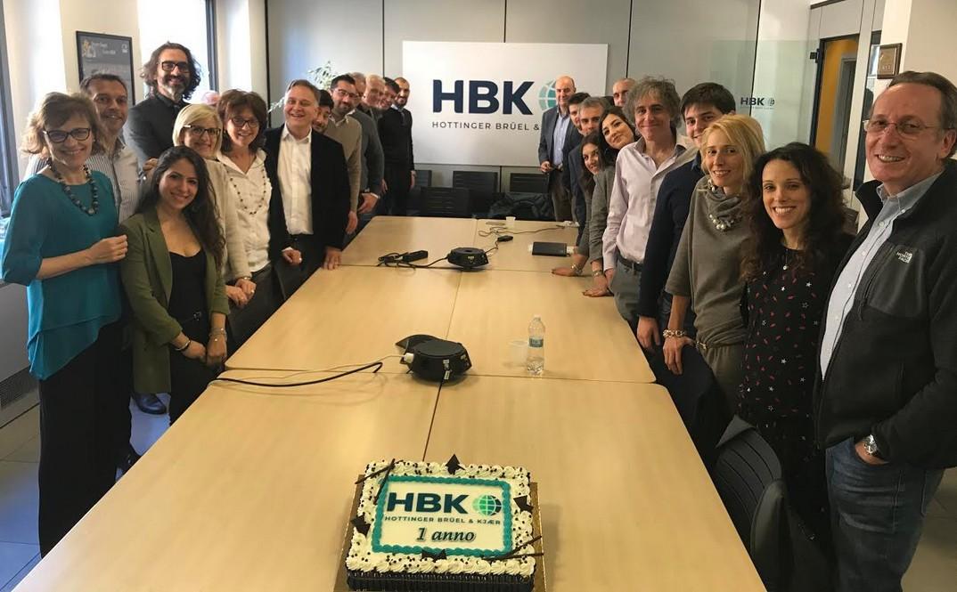 HBK Italy, nuovo vertice nelle soluzioni di misura
